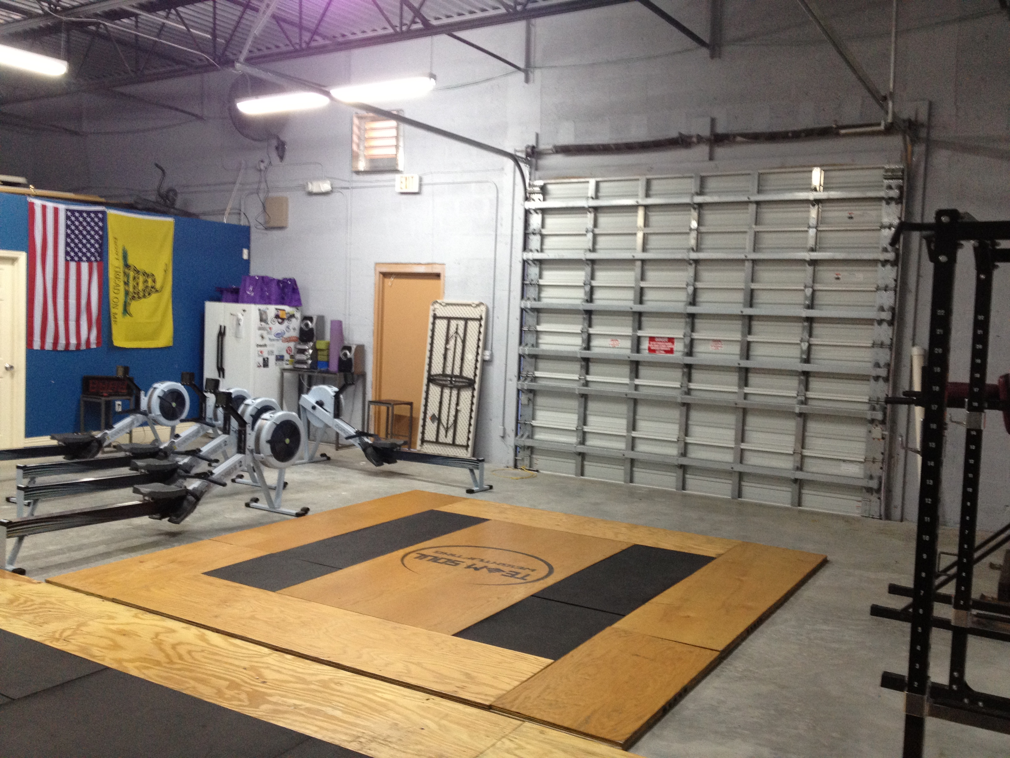 Olympic weightlifting for the crossfit competitior